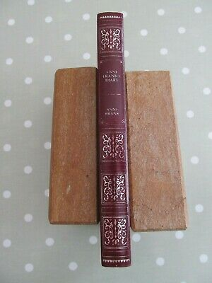 £12.50 • Buy Anne Frank's Diary Guild Publishing Hardback Dated 1980 The Diary Of Anne Frank