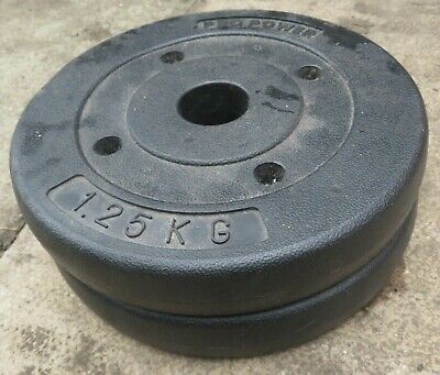 £20 • Buy 2 Pro Power 1.25 KG Weights
