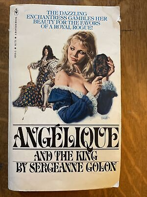 £5.81 • Buy Angelique And The King By Sergeanne Golon (1980, Bantam)