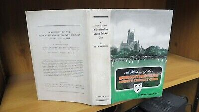 £19.95 • Buy A History Of Worcestershire County Cricket Club 1844-1950 By W.R.Chignell