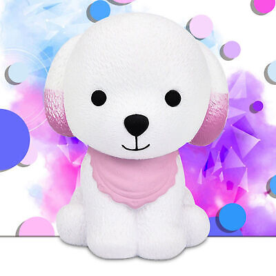 AU14.46 • Buy Jumbo Squishy Cute Funny Puppy Scented Cream Squeeze Pressure Relief Kids Toys
