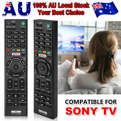 AU12.95 • Buy For SONY BRAVIA NETFLIX Replacement Universal TV Remote Control Smart LCD LED HD