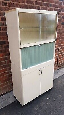 £75 • Buy 1950-60s Eastham Kitchen Larder Cabinet PantryCupboard (local Delivery Possible)
