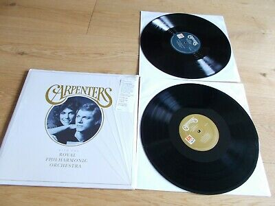 £14.99 • Buy CARPENTERS – WITH THE ROYAL PHILHARMONIC ORCHESTRA 2x 180G VINYL LP