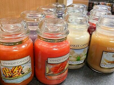 £9.99 • Buy (NE6) Yankee Candle (Assorted Scents/Sizes)