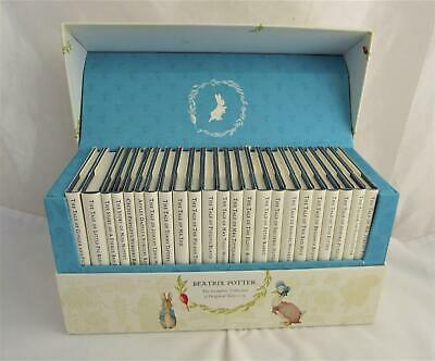£24 • Buy The World Of Peter Rabbit Beatrix Potter Tales 1-23 In Box Good Condition