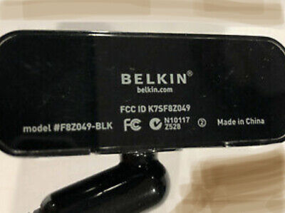 £5 • Buy Belkin Ipod  Bluetooth Adapter Connection To Car Radio