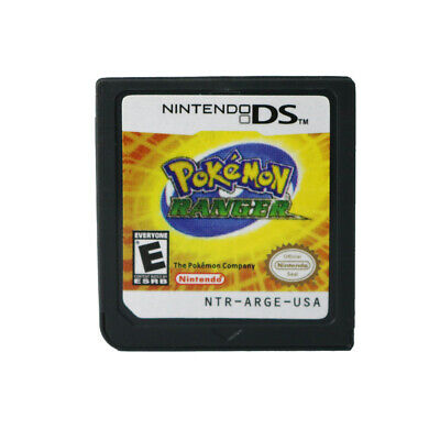 $13.99 • Buy NEW Pokemon Ranger Nintendo DS Authentic Tested With Manaphy Event Gift USA