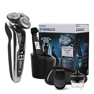 AU265 • Buy Philips Shaver Series 9000 S9800 Wet And Dry Electric Shaver SmartClean PLUS