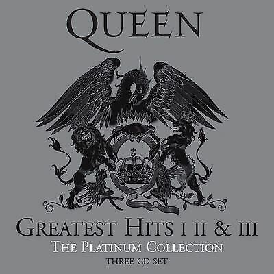 £17.82 • Buy Greatest Hits I II & III: The Platinum Collection Queen CD NEW