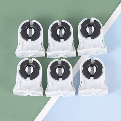 £7.75 • Buy 20 PCS Useful Replacement Heat-resistant Fluorescent Lamp Holder For Office