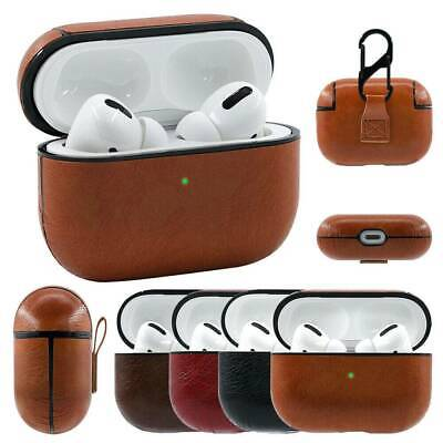 AU6.21 • Buy Case Protective Leather Cover Fits Apple AirPods Pro 2 Accessories Earpod