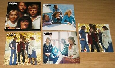 £14.99 • Buy ABBA - The Definitive Collection 2 CD'S & DVD Box Set + Booklet 72 Tracks