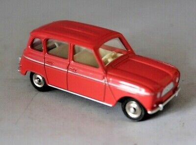 £7.50 • Buy Atlas Editions - French Dinky Ref 518 Renault 4L Saloon Car