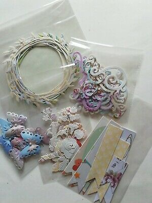 £0.99 • Buy Craftroom Clearout - Assorted Packs Of Die Cuts/Craft Kit/Card Toppers (A2)