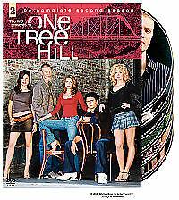 £4.99 • Buy One Tree Hill - Series 2 - Complete (DVD, 2006, 6-Disc Box Set) BRAND NEW SEALED