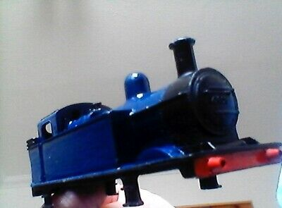 £4.89 • Buy TRIANG HORNBY   0-6-0   3F Jinty Locomotive BODY SHELL   In  B.R BLUE Repaint