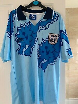 £15 • Buy England 1992 Away Shirt In Small