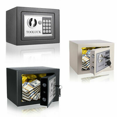 £21.89 • Buy Secure Digital Steel Safe Box Electronic Security Home Office Money Safety Box