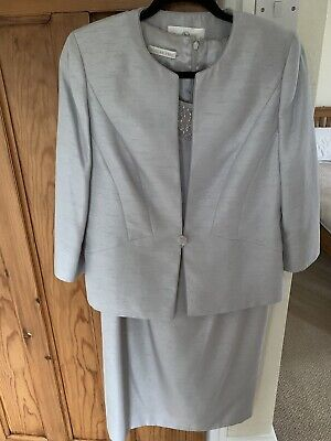 £25 • Buy Jacques Vert Size 12 Dress And Jacket
