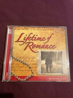 £0.99 • Buy Various Time Life Lifetime Of Romance Missing You Con Vg With Marks 2004