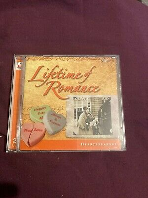 £2.50 • Buy Various Time Life Lifetime Of Romance Heartbreakers 2cds Con Vg Marks 2005