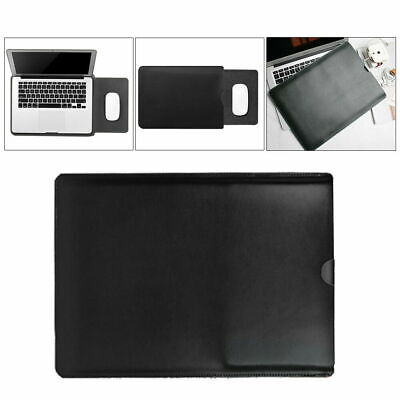 £4.99 • Buy For Apple IPad/Macbook Air Pro - PU Leather Notebook Carry Sleeve Case Stand Bag
