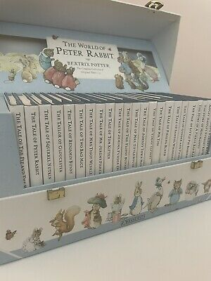 £24 • Buy The World Of Peter Rabbit - The Complete Collection Of Original Tales 1-23