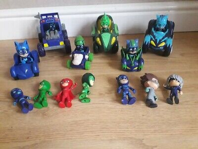 £1.60 • Buy PJ MASKS BUNDLE FIGURES AND VEHICLES 99p Start More Toys Listed Keep Watching