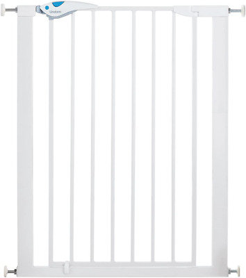 £58.54 • Buy Lindam Easy Fit Plus Deluxe Tall Extra High Pressure Fit Safety Gate 76-82 Cm,
