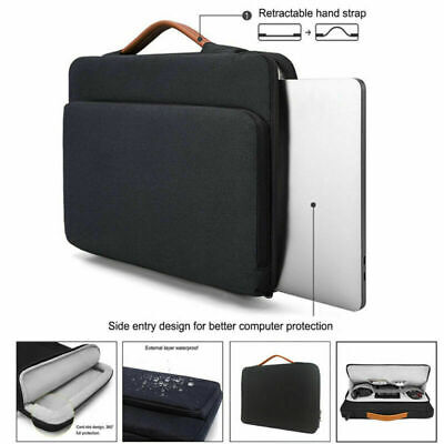 $22.78 • Buy For Apple MacBook Air Pro 13  2016~2020 Carrying Sleeve Case Handbag Pouch Bag