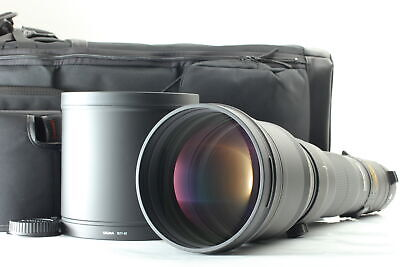£3124.21 • Buy [MINT In Case] Sigma EX DG 800mm F/5.6 APO HSM Lens Canon EF Mount From JAPAN