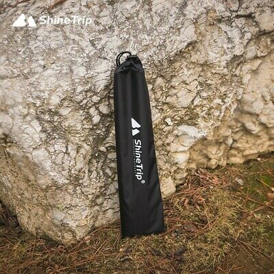 AU10.25 • Buy Outdoor Tent Pole Bag Storage Trekking Awning Case Hiking Pull Cord Durable