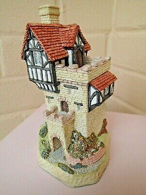 £19.95 • Buy Knight's Castle By David Winter Collectable Boxed
