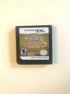 $125 • Buy Pokemon: HeartGold Version - Authentic (Nintendo DS 2010) Cartiage Only