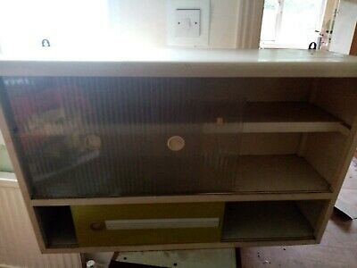 £6.30 • Buy 1960s Kitchen Wall Cabinet