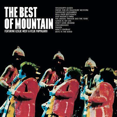 £6.49 • Buy Mountain Best Of-Expanded CD NEW SEALED Nantucket Sleighride/Mississippi Queen+