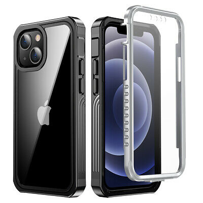 AU14.16 • Buy For IPhone 13 12 11 Pro Max XR X 8 7 SE2 Waterproof Shockproof Clear Case Cover