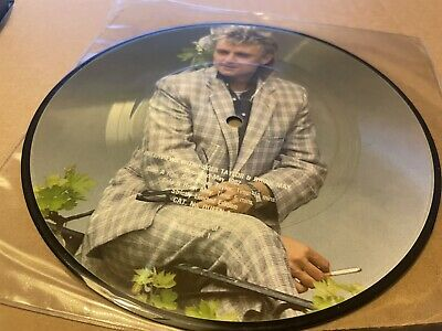 """£5.50 • Buy Queen Roger Taylor + Brian May 7"""" Interview Picture Disc"""