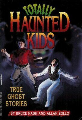 £22.99 • Buy Totally Haunted Kids: True Ghost Stories By Zullo, Allan Book The Cheap Fast