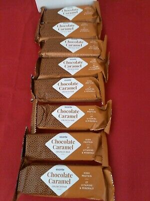 £6 • Buy Exante Meal Replacement  Shakes X8 BARS QUICK SALE !BBE 04/21  FREE P&P📮