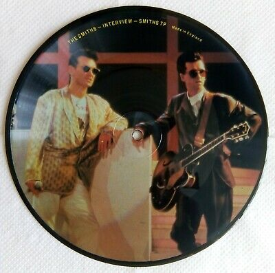 £14.99 • Buy Smiths Limited Edition Interview Picture Disc 7  Single Vinyl.