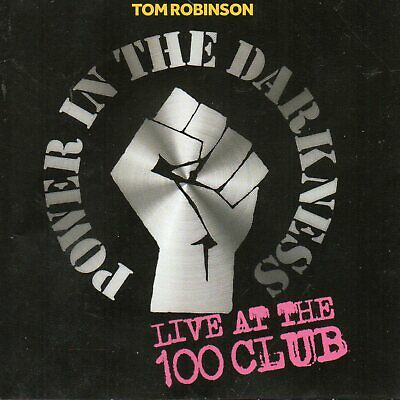 £11.75 • Buy Tom Robinson - Live @ The 100 Club - Power In The Darkness - Live CD - 2018