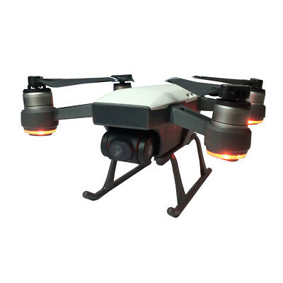 AU8.32 • Buy Landing Gear For DJI Spark Pro Drone Accessories Increased Height Quadrupod T HB