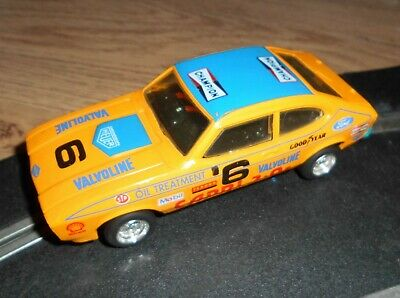 £3.79 • Buy Rare Vintage Scalextric C379 Ford Capri Touring / Rally Car Superb And Quick