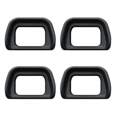 AU10.73 • Buy 4pcs Camera Eyecup Viewfinder Set For Sony A6300 A6000 A5000 NEX7/6 Accessories