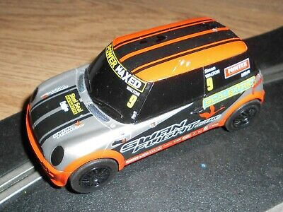 £1.30 • Buy Rare DPR Scalextric BMW Mini Cooper # 9 Touring / Rally Car Superb & Fast