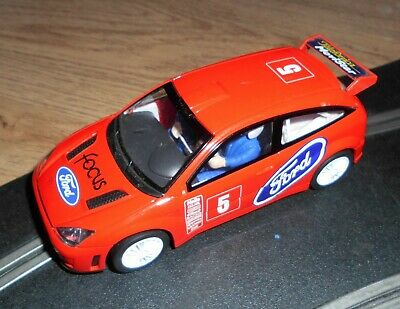 £1.50 • Buy Rare Vintage Scalextric Ford Focus Rally Touring Car # 5 - Superb