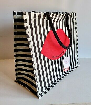 £20 • Buy Superb Lulu Guinness Tote Bag - Brand New With Tags - Limited Edition For Tesco