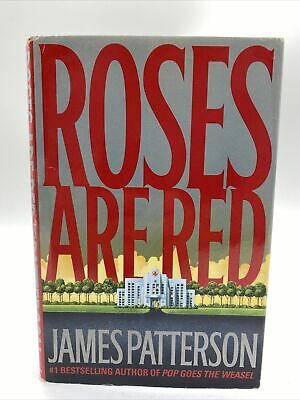 £10.58 • Buy Alex Cross Ser.: Roses Are Red By James Patterson (2000, Hardcover Book)
